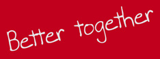 Slogan: Better together